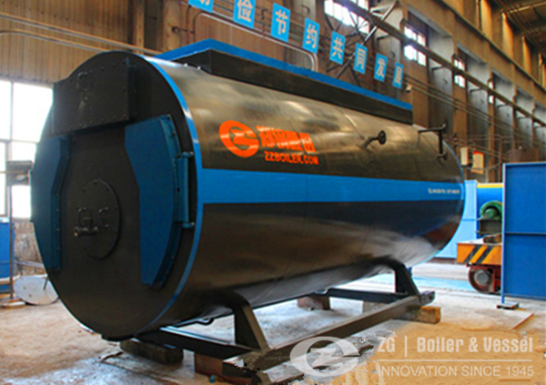 gas-fired-boiler-system
