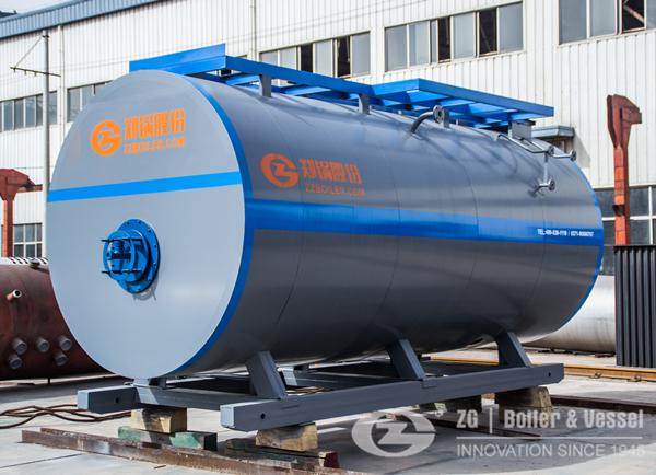 oil gas fired boiler